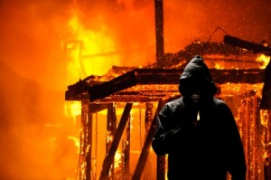 does homeowners insurance cover arson