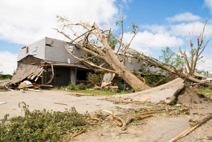 Covering tornadoes that struck Illinois