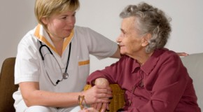 Nursing home costs rising faster than at-home care